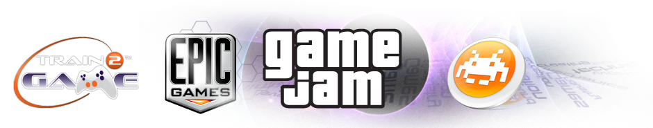 Train2Game Game Jam 2 Header